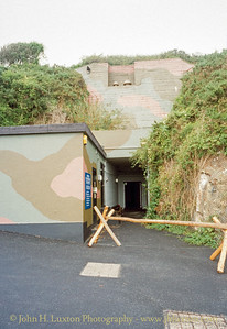 The Telegraph Museum, Porthcurno, Cornwall - August 25, 1998