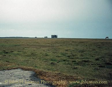 RAF Davidstow Moor, Davidstow, Cornwall - May 19, 1984