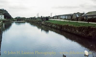 Port of Pentewan - March 30, 1989