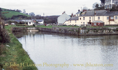 Port of Pentewan - March 30, 1989