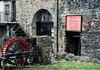 Finch Foundry - Sticklepath - Devon - April 1994