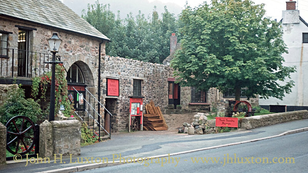 Finch Foundry - Sticklepath - Devon - September 09, 1979