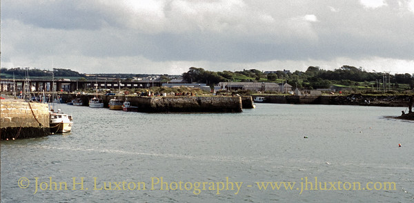 Hayle Harbour, Cornwall - August 30, 1982