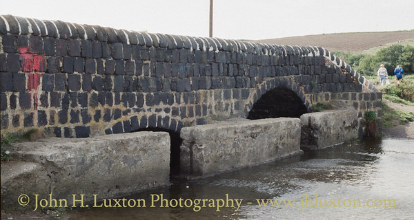 The Black Bridge - Copperhouse - Cornwall - 1989