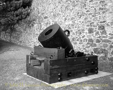 Harvey's of Hayle 1856 Crimean War Siege Mortar - Hayle - Cornwall - 1995