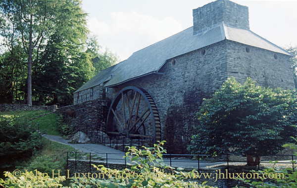 The Dyfi Furnace, Ceredigion, Wales - September 09, 1988