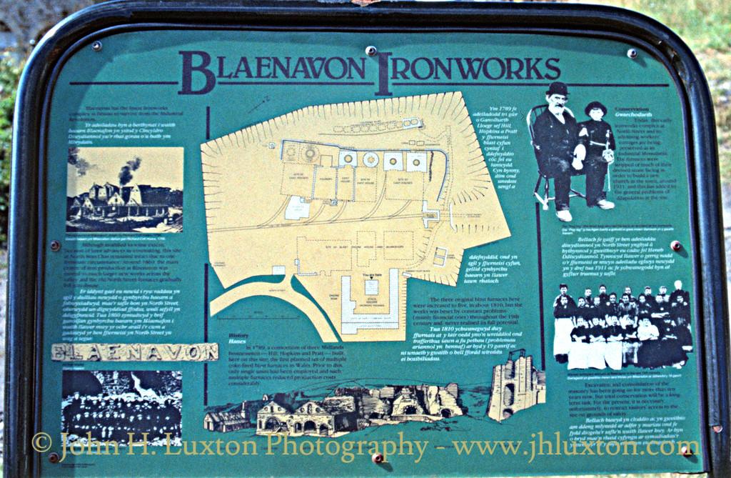 Blaenavon Ironworks - July 26, 1989