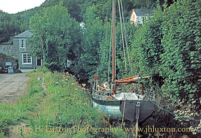 Morwellham Quay - August 08, 1978