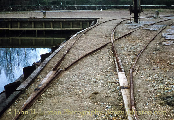 Morwellham Quay - April 10, 1980