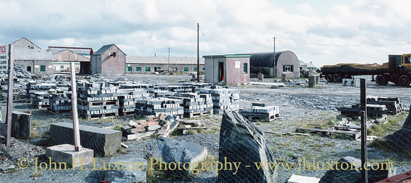 Delabole Slate Quarry, Cornwall - September 07; 1982