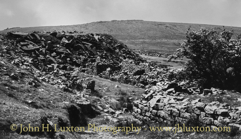 Foggintor Quarry, Dartmoor, Devon - June 06, 1983