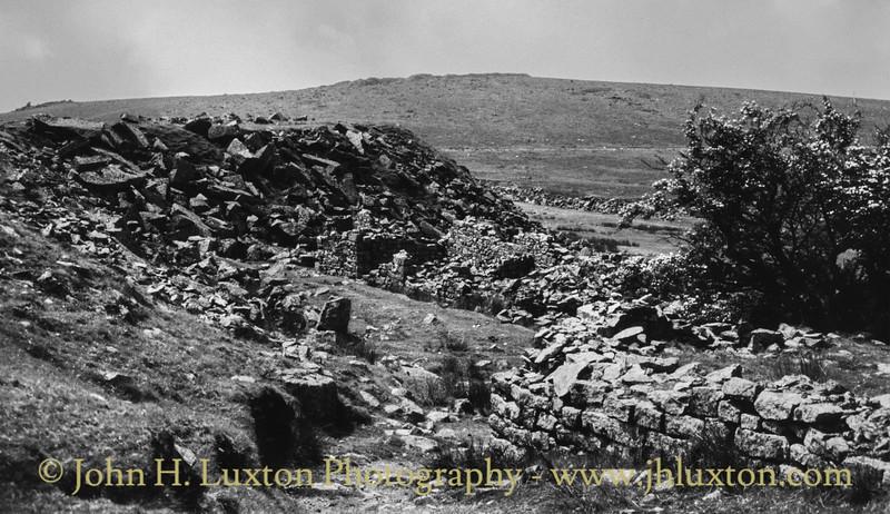 Foggintor Quarry, Dartmoor, Devon - June 06, 1983