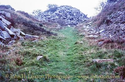 Kit Hill Quarry, Callington, Cornwall - October 05, 1985