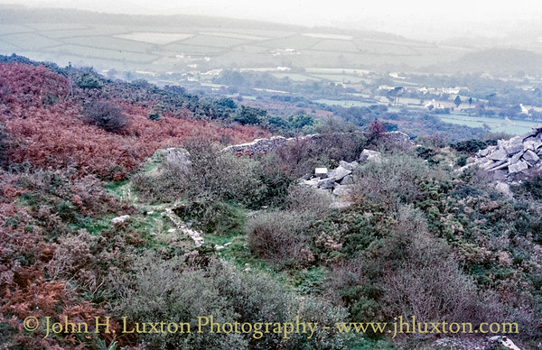 Kit Hill Quarry, Callington, Cornwall - October 05, 1985