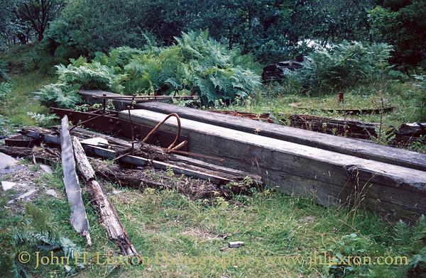 Dorothea Quarry, Nantlle - August 23, 1989