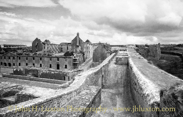 Charles Fort, Kinsale, Eire - May 27, 1998