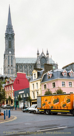 Cóbh, County Cork, Eire - June 2000