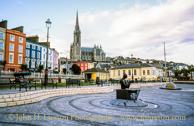 Cóbh, County Cork, Eire - August 31, 2000