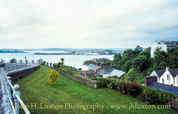 Cóbh, County Cork, Eire - May 28, 1998