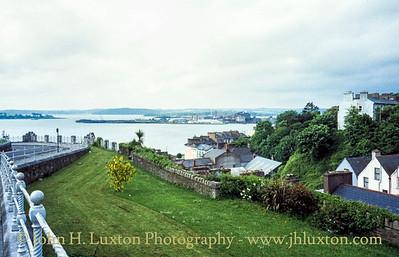 Cóbh, County Cork, Eire - May 28, 1998
