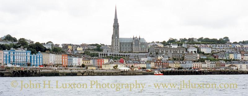 Cóbh, County Cork, Eire - August 29, 2000