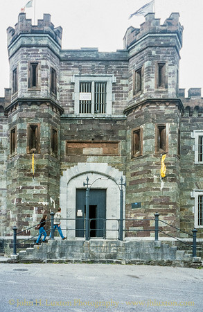 Cork City Gaol - May 28, 1998