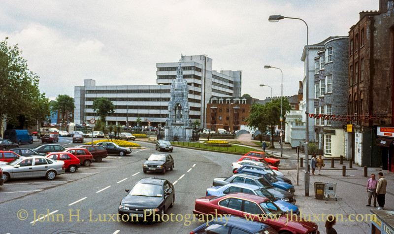 Grand Parade, Cork City, Ireland - May 28, 1998