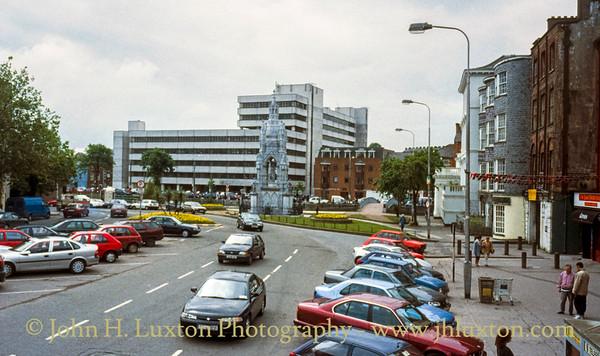 Grand Parade, Cork City, Ireland - May 28, 1998