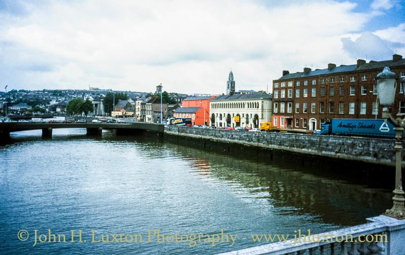 River Lee, Cork City - May 28, 1998