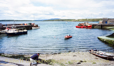 Baltimore Harbour, County Cork -  May26, 1998