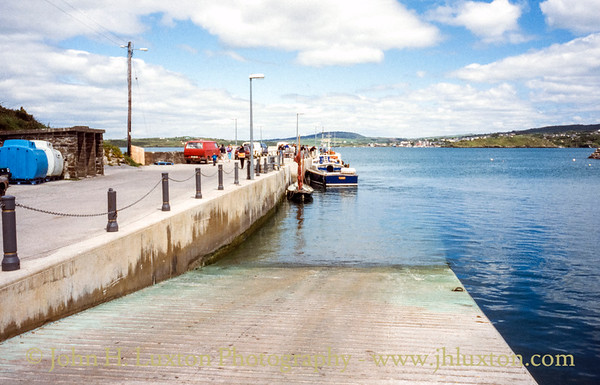 Sherkin Island, County Cork, Eire - May 31, 2001