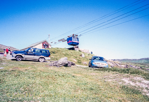 Dursey Island, County Cork, Eire - May 31, 2001