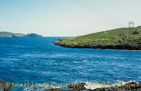 Dursey Island, County Cork, Eire - May 26, 1998