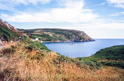 Cape Clear Island, County Cork, Eire - August 01, 2001