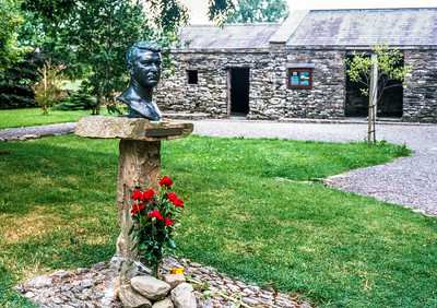 Woodfield - Michael Collins Birthplace, Sam's Cross, County Cork - August 29, 2000