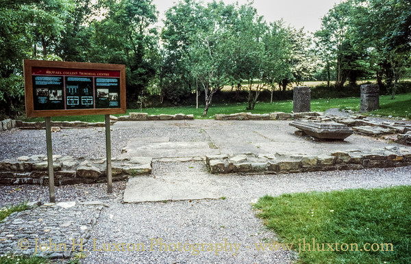 Woodfield - Michael Collins Birthplace, Sam's Cross, County Cork - May 26, 1998
