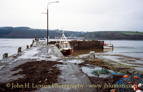 Passage East, County Waterford - November 27, 1996