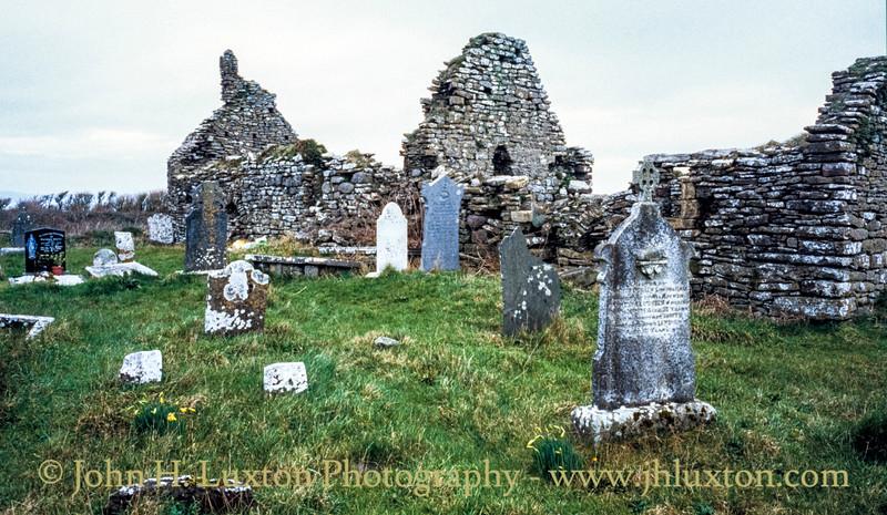 Saint Dubhán's Church, Hook, County Wexford - February 19, 2001