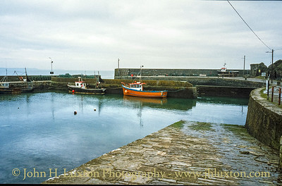 Slade Harbour, Hook, County Wexford - February 19, 2001
