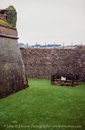 Duncannon Fort, Duncannon, County Wexford - November 27, 1996