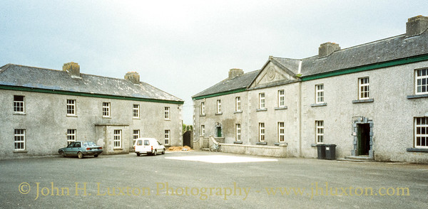 Duncannon Fort, Duncannon, County Wexford -  May 29, 1998