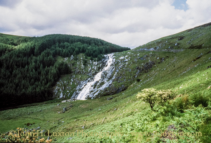 Glenmacnass Waterfall, County Wicklow - June 04, 1999