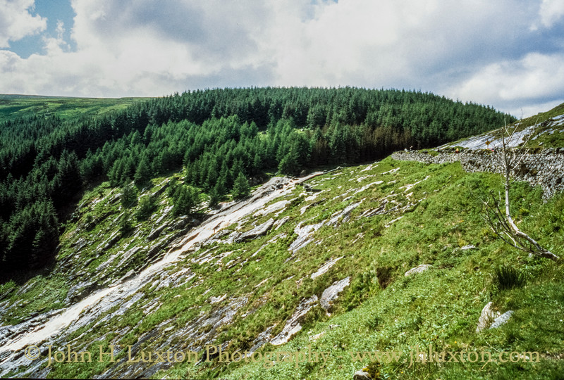 Glenmacnass Waterfall, County Wicklow - June 04, 1999