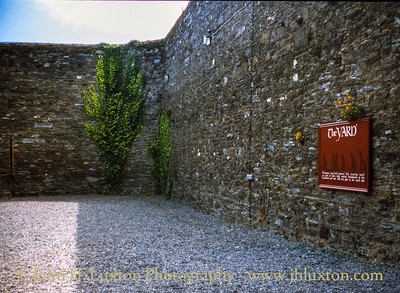 Wicklow Gaol, County Wicklow, Eire - February 25, 2000