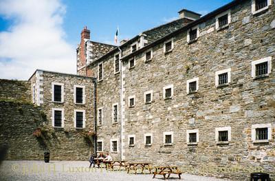 Wicklow Gaol, County Wicklow, Eire - February 25, 2000