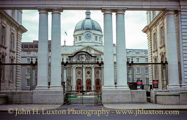 Dublin, Eire - November, 1994
