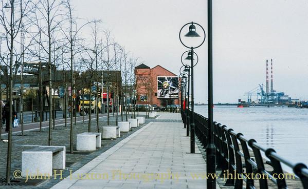 Dublin, Eire - April 03, 2002