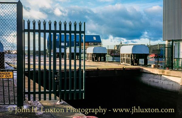 Howth, County Dublin, Eire - February 25, 1995