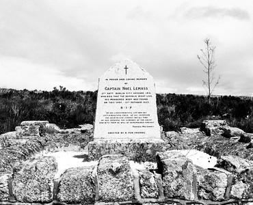 Captain Noel Lemass Memorial, Featherbed Mountain, Glenchree, Eire - June 04, 1999