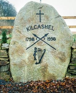 1798 Memorial, Kilcashel, County Wicklow, Eire - February 1999
